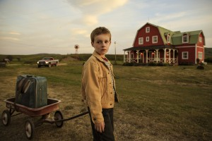"""The Selected Works of T.S.Spivet"" Day 41 ""The young and Prodigious Spivet"" Photo: Jan Thijs 2012"
