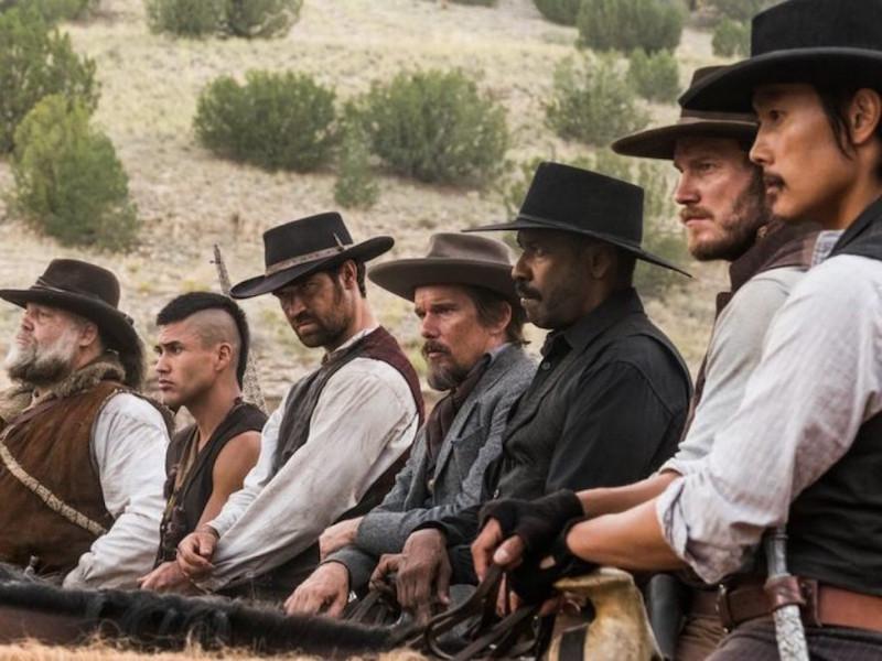I magnifici 7 di Antoine Fuqua – Il tempo classico del western
